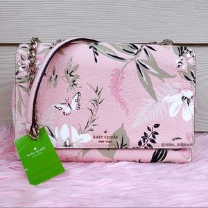 Kate Spade Briar Lane Botanical Emelyn Bag